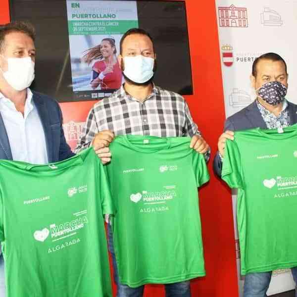 La primera marcha de la Asociación Provincial AECC recorrerá Puertollano el 26 de septiembre