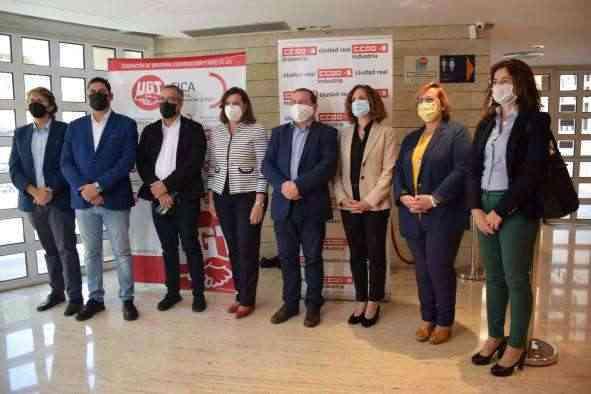 Castilla-La Mancha destina cerca de 12 millones de euros a la recualificación profesional de más de 1.000 personas desempleadas